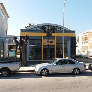 Kos Taxi exterior Central Office