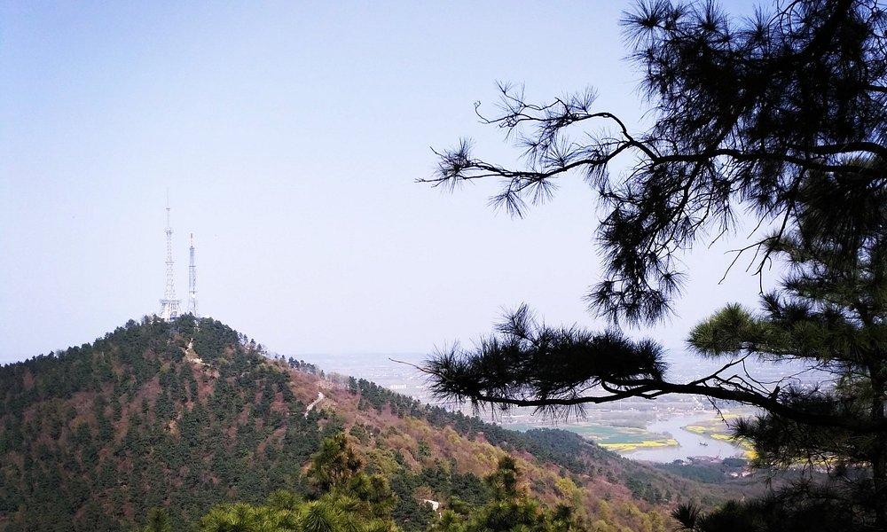Очень красивые и живописные виды открываются с вершины. Здесь вы можете найти чайные плантации,