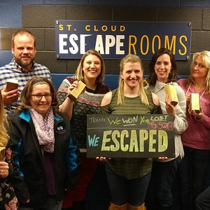 Escapers from Mission:Mafia - they found the gold!