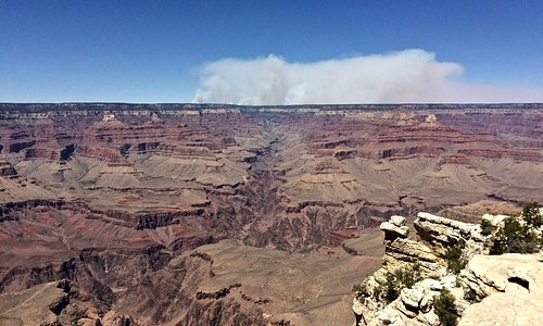 Our two days in Grand Canyon National Park were Incredible! (July 15th-16th 2016)