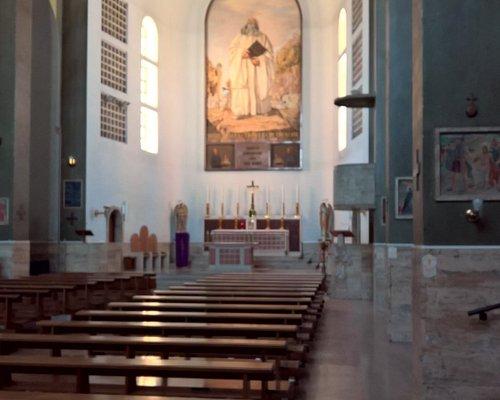 Chiesa San Benedetto Pomezia
