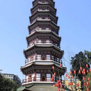 six banyan pagoda