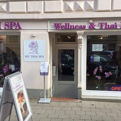 guter Massage-Laden in Rotherbaum
