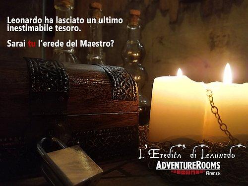Scopri l'ultima sfida che abbiamo creato per Te! L'avventura è dietro la porta!! ;)