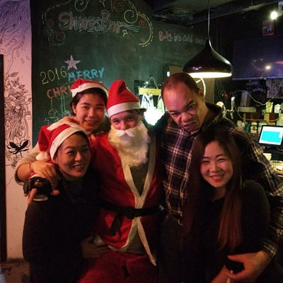 Comedy night, Christmas and Halloween parties at Shares