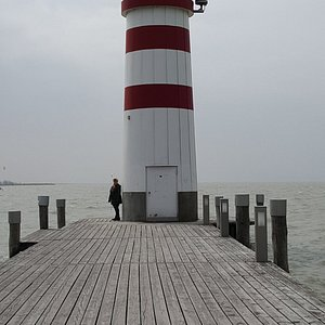 Light house Podersdorf