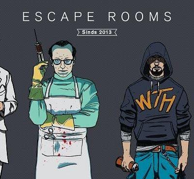 Amaze Escape - 5 rooms - 5 themes