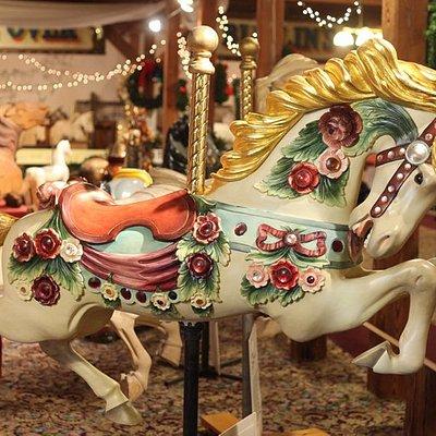 Rose Parker Horse