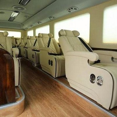 All seats with airm- chair.
