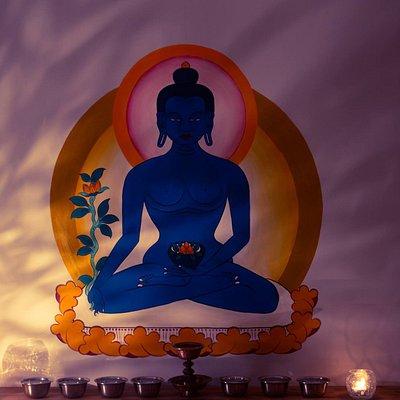 Dans un lieu sacre au coeur du Paris.au coeur du Tibet.au Spa Montkailash. Soin exeptionnel du T