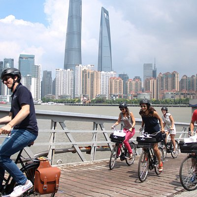 Shanghai Bike Tours