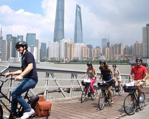 Shanghai Bike Tours