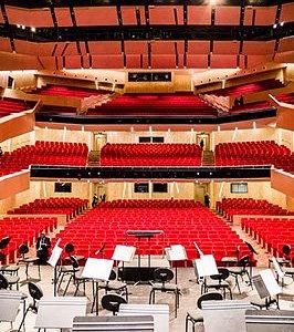 ASB Theatre, Aotea Centre, Auckland CBD, New Zealand. For more info, visit aucklandlive.co.nz