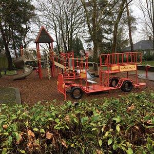 Firehouse Mini Park