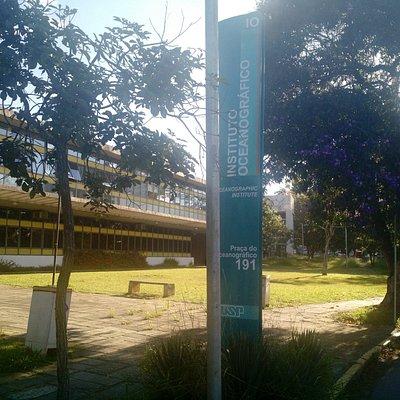 Instituto Oceanográfico - área externa