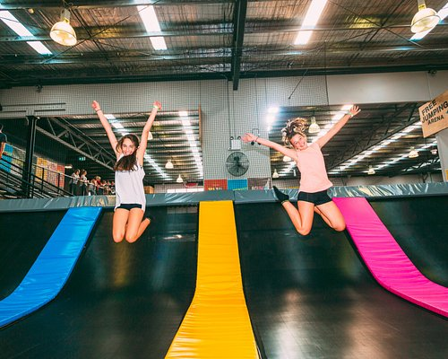 BOUNCE Singapore - The Ultimate Indoor Urban Playground In The Heart Of Orchard