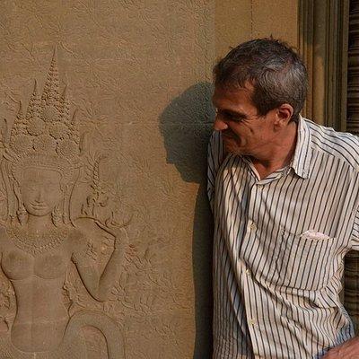 Galerie Bruno Levy à Phnom Penh