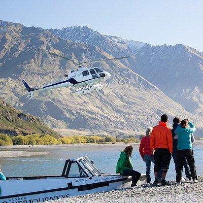 """Ultimate Wanaka's """"Essential Wanaka"""" (Jet boat + Walk + Heli + 4WD)"""