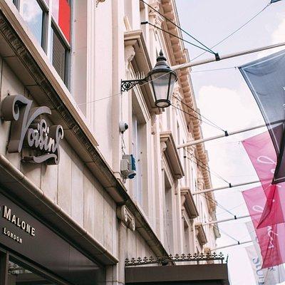 Voisins Department Store, King Street