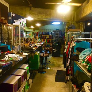 Snowboard Shop Dimension