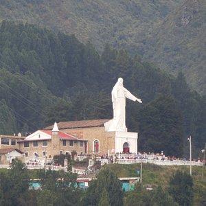vista desde el cerro de monserrate