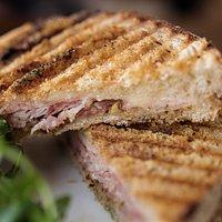 Hot Pressed Sandwich