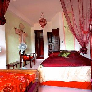 chambre asiatique