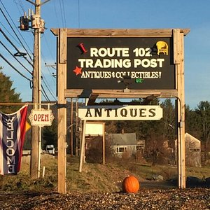Route 102 sign