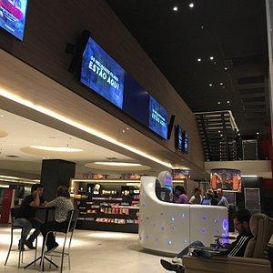 Cinema Cinesystem Shopping Morumbi TOWN