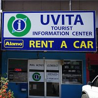 Uvita Information Center. office