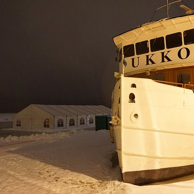 M/S Ukko, built in 1898