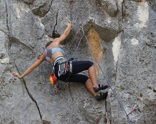 rock climbing in Nafplio