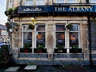 The Albany, a Brains pub