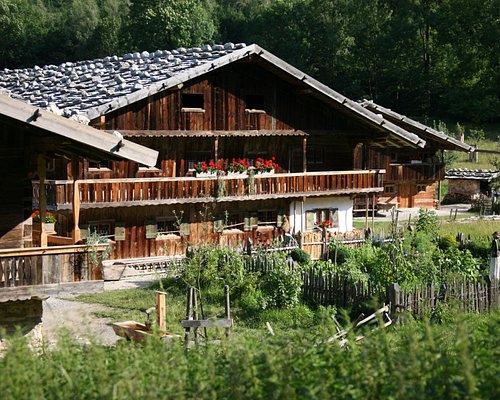 Lukashof im altbayrischen Dorf