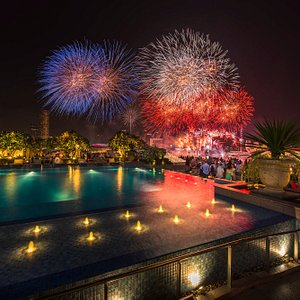 New Year's Eve Party at Lantern Rooftop Bar