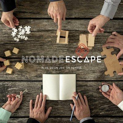 NomadeEscape : en famille entre amis saurez vous percer les mystères et énigmes de nos escape ga