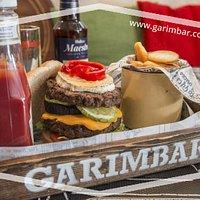 Hamburguesa especialidad del chef