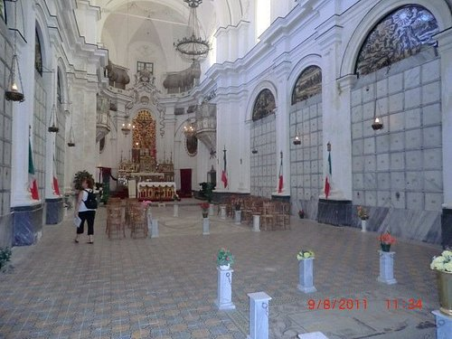 Chiesa di S. Chiara - Enna.