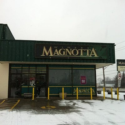 Magnotta Winery Cambridge