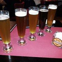 5 сортов пива