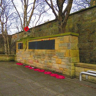 """WW"""" memorial"""