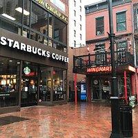 Starbucks 👍🇺🇸🍮