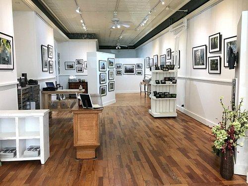 Inside River Bend Gallery