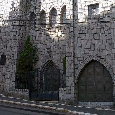 CASTELINHO estilo gótico