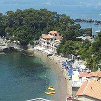 Spiagge di Fiascherino.