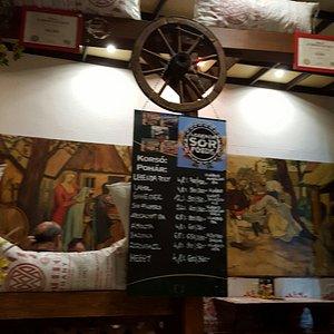 Legenda Brewery Pub.