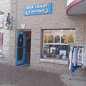Shoe Chalet & Boutique