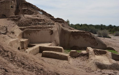 Ancient hills of Konar Sandal are one of the Cradles of Civilization in south east of iran(Jirof