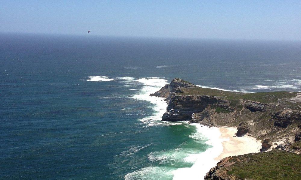 Cape point view... what a fantastic trip
