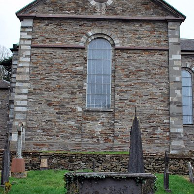 Side view of Bantry St. Finbarr's Church